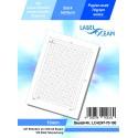 100 Feuille A4 Etiquettes Adhésives Autocollantes 10mm papier matte...