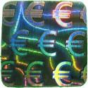 1000 Hologramme Euro Standard