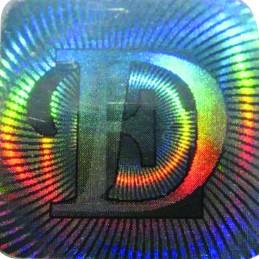 1000 Hologramme E-D Standard