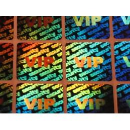 1000 Hologramme VIP Standard