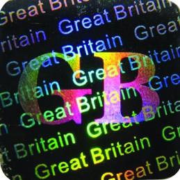 1000 Hologramme Grande Bretagne Standard