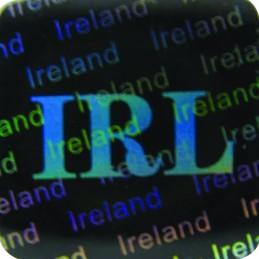 1000 Hologramme Irlande...