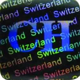 1000 Hologramme Suisse Standard