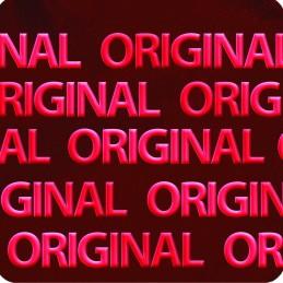 1000 Hologramme Original Rouge Standard
