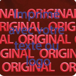 1000 Hologramme Standard Original Avec Votre Text Ou Logo Bleu