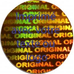 1000 Hologramme Standard...
