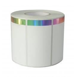 1000 Etiquettes Format 60 x 35 mm Hologramme Adhésives Pour...