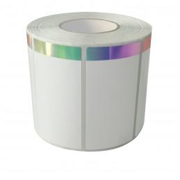 1000 Etiquettes Format 80 x 40 mm Hologramme Adhésives Pour...