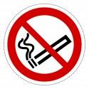 1000 Panneaux Autocollants D'Interdiction - Interdiction de Fumer