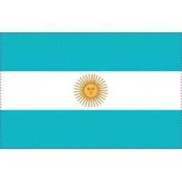 Drapeau Autocollant Argentine 5 cm