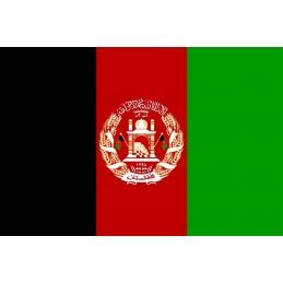 Drapeau Autocollant Afghanistan 5 cm