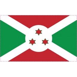 Drapeau Autocollant Burundi...