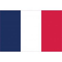 Drapeau Autocollant France...
