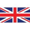 Drapeau Autocollant Grande Bretagne 5 cm