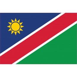 Drapeau Autocollant Namibie...