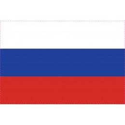 Drapeau Autocollant Russie...