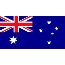Drapeau Autocollant Australie 10 cm