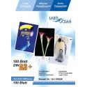 100 Feuilles Papier Photo A3+ Plus Premium Haute Brillance 230g
